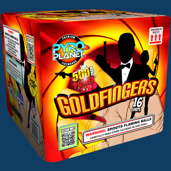 Goldfingers pyroplanet