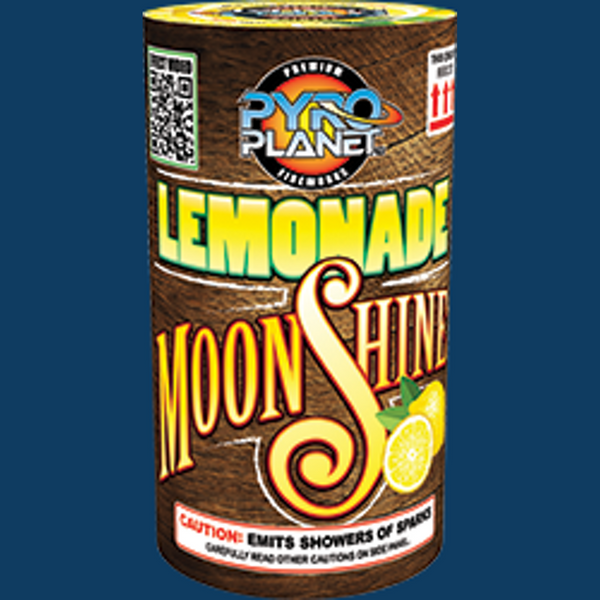 Lemonade Moonshine pyroplanet