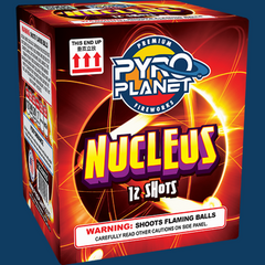 Nucleus pyroplanet