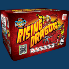 Rising Dragon pyroplanet