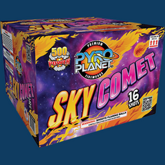 Sky Comet pyroplanet