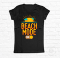 BEACH MODE ON<br>Mujer