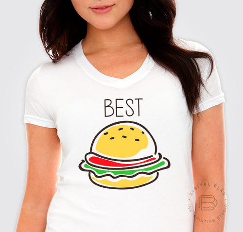 BEST FRIENDS BURGER