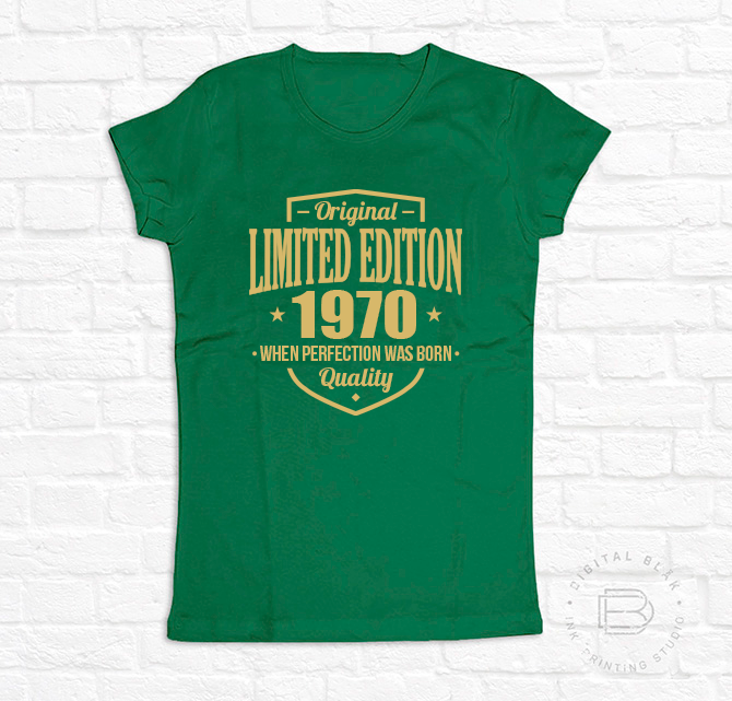 LIMITED EDITION<br>Mujer