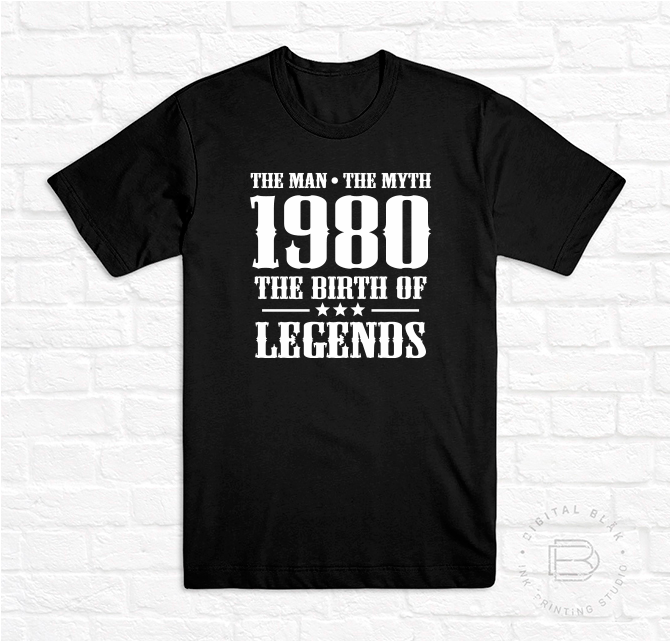 BIRTH OF LEGENDS<br>Hombre