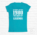 BIRTH OF LEGENDS<br>Mujer