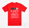 KINGS OF THE NORTH<br>Hombre