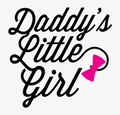 DADDY'S LITTLE GIRL<br>Pañalero
