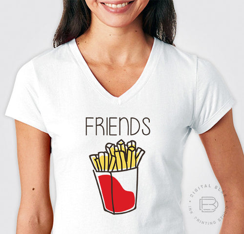 BEST FRIENDS FRIES