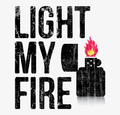 LIGHT MY FIRE<br>Hombre