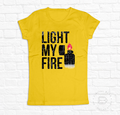 LIGHT MY FIRE<br>Mujer