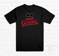 TEAM GROOM BEISBALL<br>Rojo