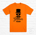 TEAM GROOM<br>Sombrero