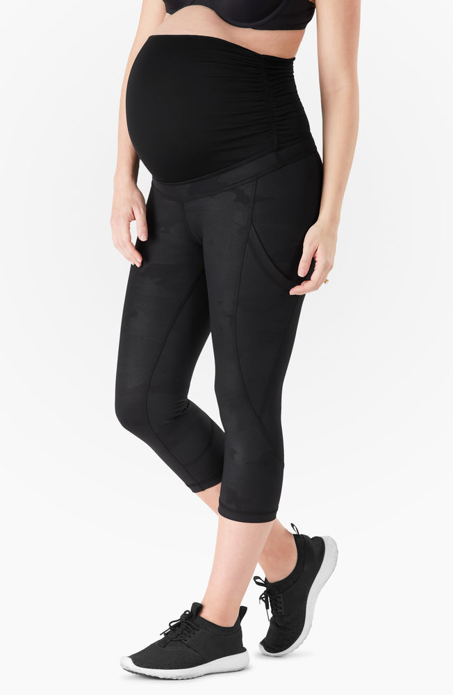 ActiveSupport™  Power Pocket Capri Leggings