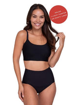High Waisted Smoothing Brief