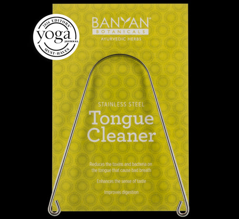 Tongue Cleaner Stainless Steel & Made in the USA
