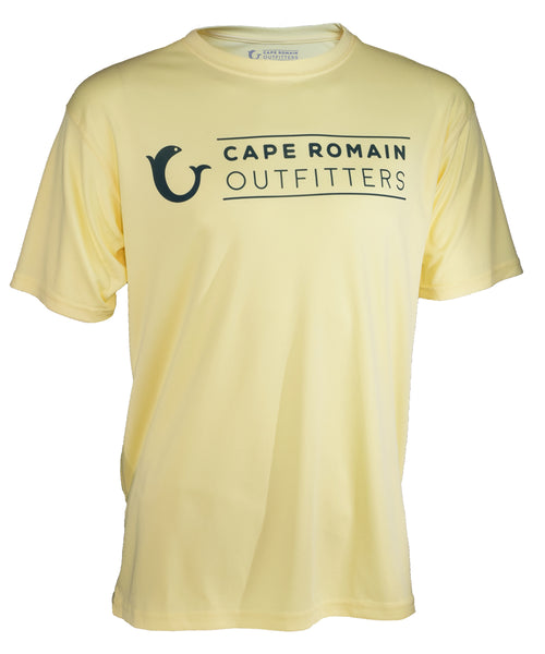 Key Inlet Performance Shirt - Short Sleeve
