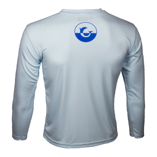 See Wee Youth Performance Shirt - Arctic Blue