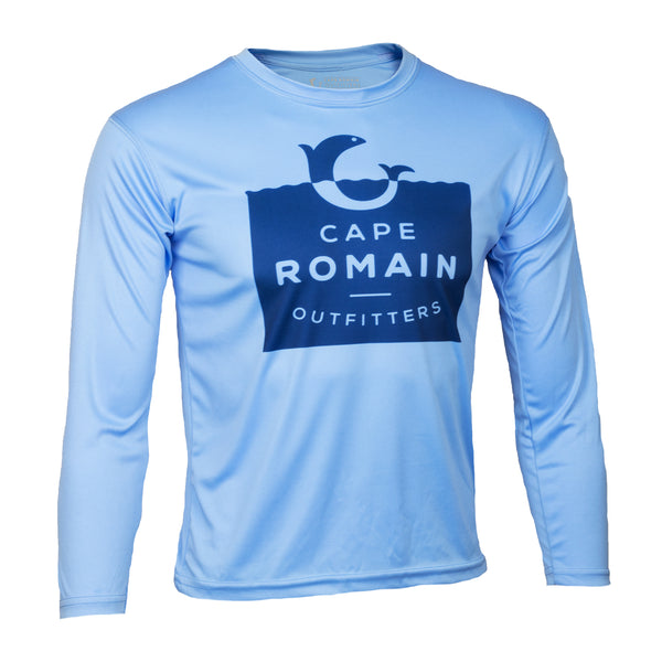 See Wee Youth Performance Shirt - Columbia Blue