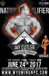 Nutrition Company Presents 2017 Jay Cutler Wyoming Classic