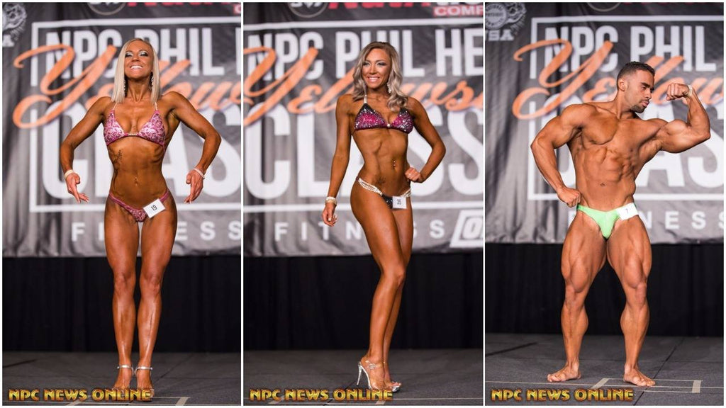 2017 NPC PHIL HEATH Phil Heath YELLOWSTONE CLASSIC CONTEST PHOTOS