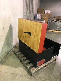 The Hash Tag:  Giant Nike Inspired Shoe Box Storage (FREE SHIPPING)