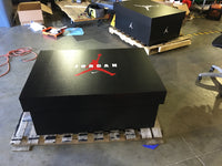 His Airness:  Giant Shoe box Storage Jordan Inspired (FREE SHIPPING)