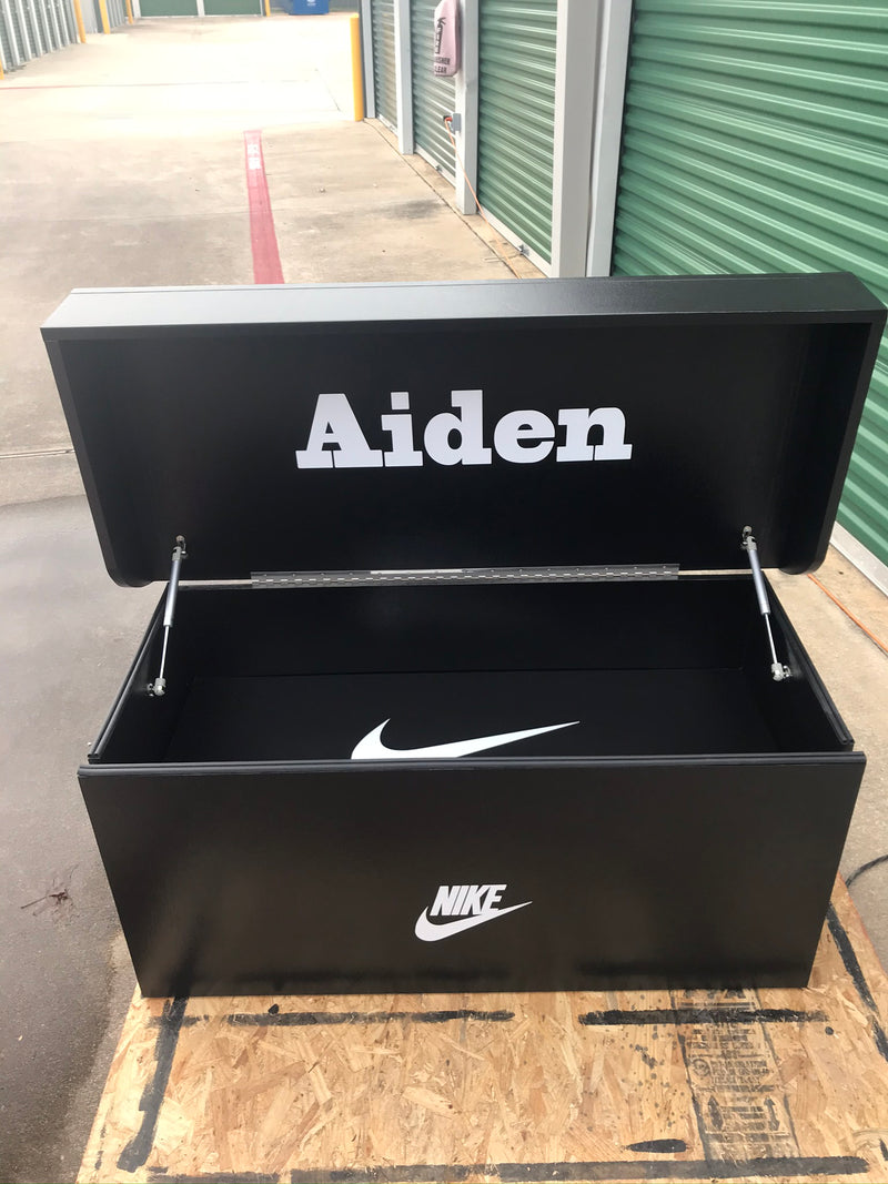 The Sketch:  Giant Nike Inspired Shoe Box Storage (FREE SHIPPING)