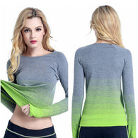 Lumier Breathable Yoga/ Fitness t- Shirts