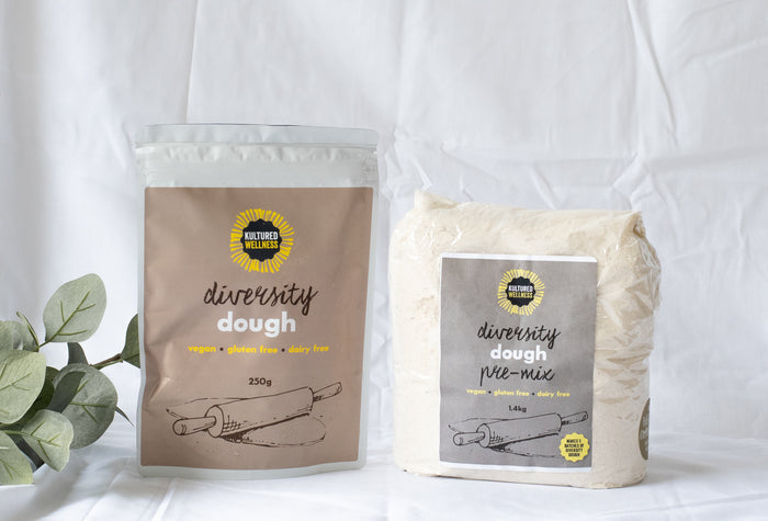 Diversity Dough + Premix Bundle