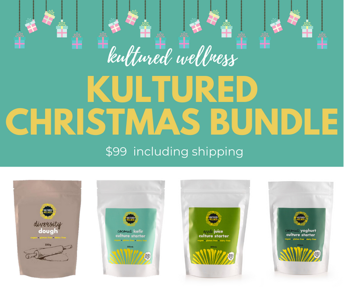 The Kultured Christmas Bundle