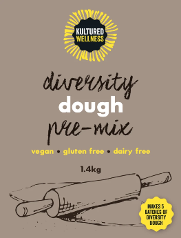 Diversity Dough Starter Bundle