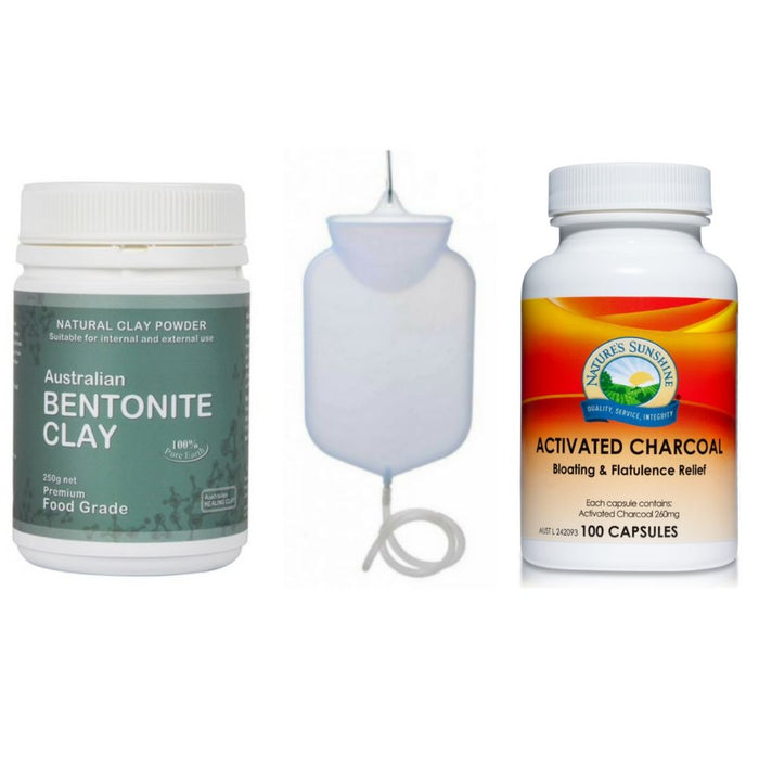 Ultimate Detox Pack (Save 10%)