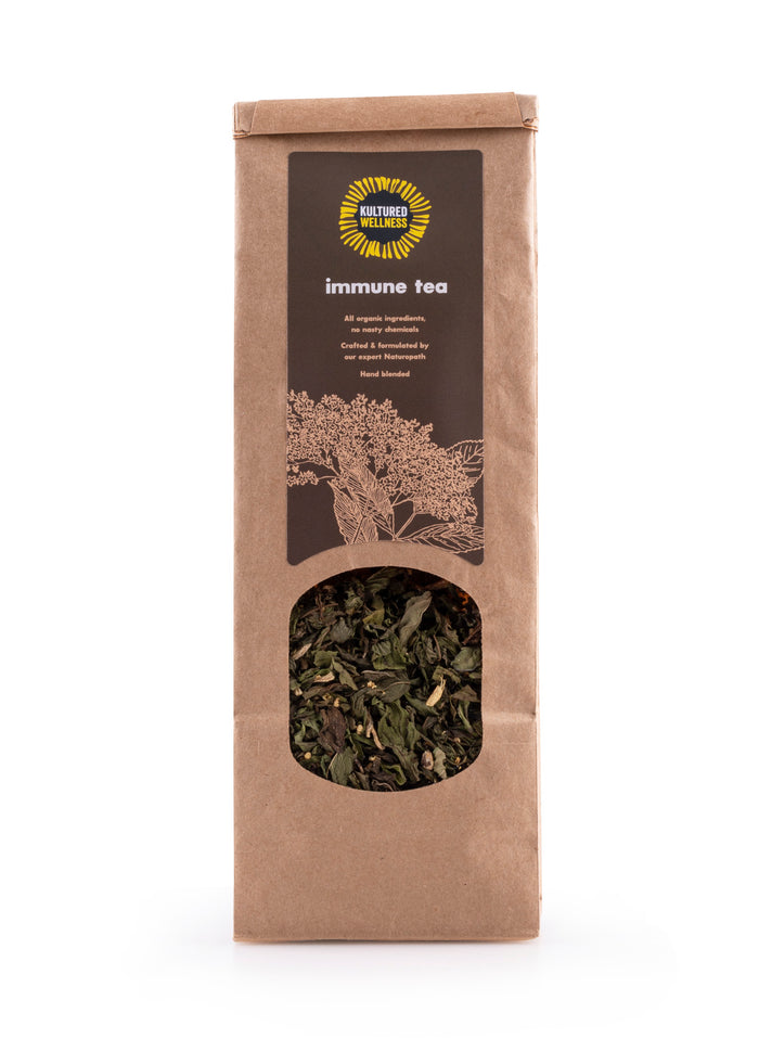 Kultured Wellness Immune Tea