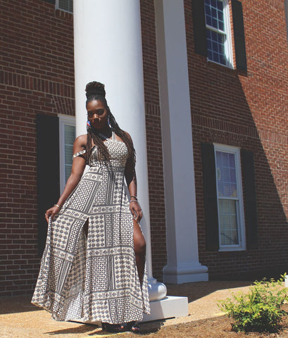 Cool Breeze Maxi Dress
