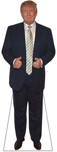 Donald Trump Life Size Cardboard Stand up Standee Cutout