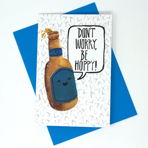 Be Hoppy Card