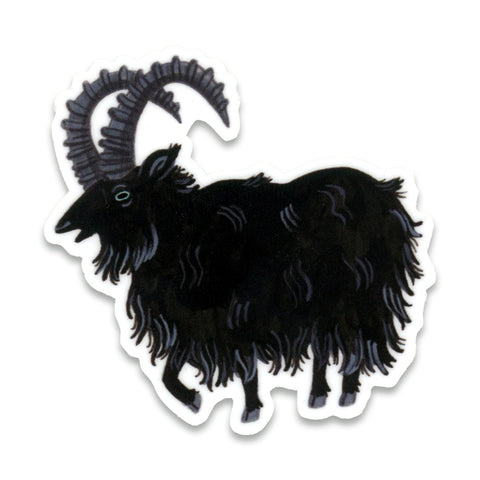 Black Phillip Sticker
