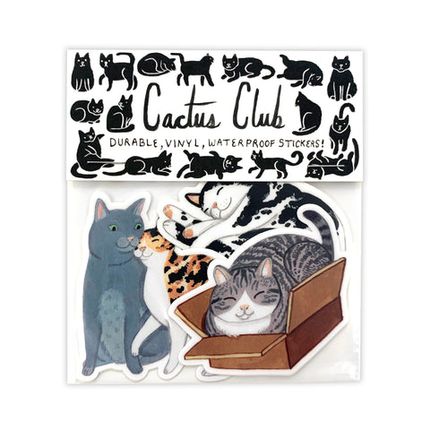 Cat Vol. 2 Sticker Pack (Wholesale)