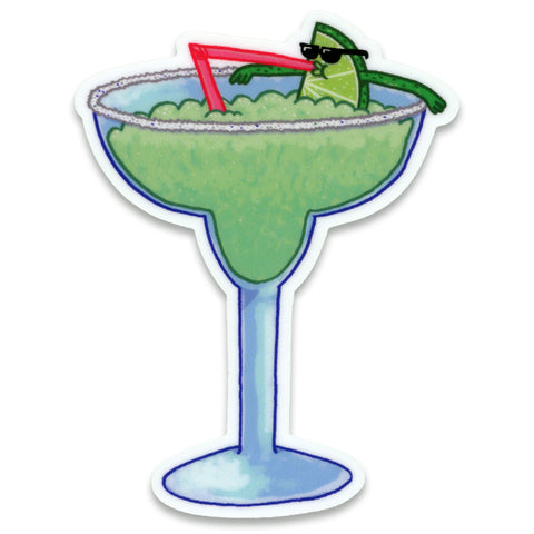 Chilled Margarita Sticker