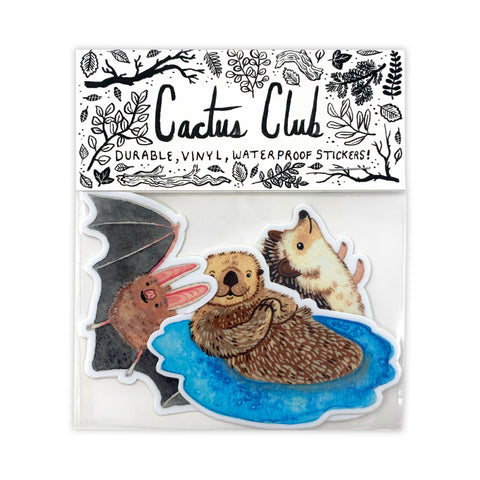 Critter Sticker Pack (Wholesale)