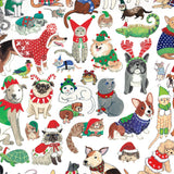 Holiday Pets Wrapping Sheets