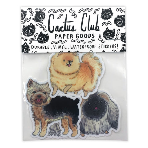 Small Dog Vol. 3 Sticker Pack