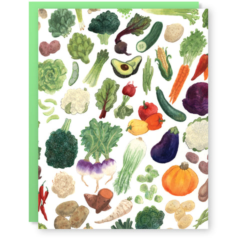 Veggie Card