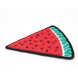 Fuzzy Watermelon Iron-On Patch