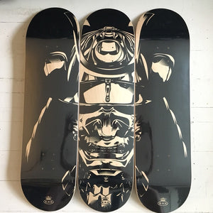 Samurai 3 deck series