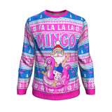 Flamingo Christmas Sweatshirt