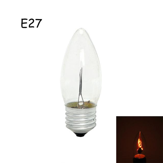 LED Bulbs & Tubes - FLICKERING FIRE EFFECT VINTAGE CANDLE LIGHT