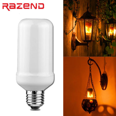 LED Bulbs & Tubes - LED FLAME EFFECT LIGHT BULB