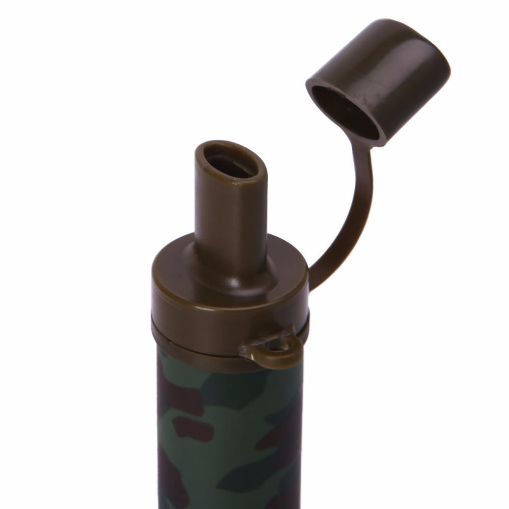 Safety & Survival - Outdoor Water Purifying Straw